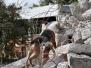 Rettungshundeübungen